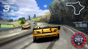 Ridge Racer® Screenshot 5