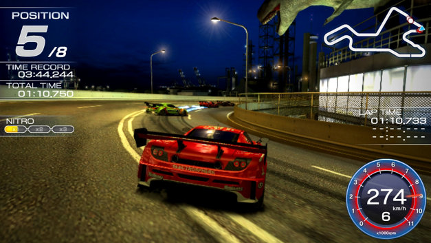 Ridge Racer® Screenshot 7