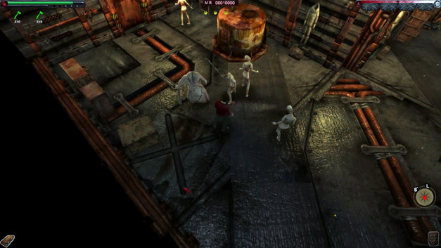 Silent Hill Book of Memories Screenshot 1