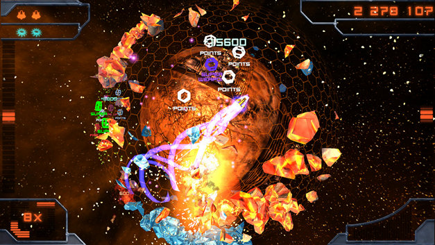 Super Stardust Delta Screenshot 13