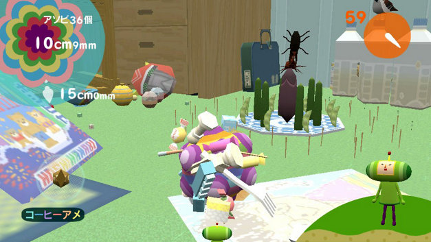 Touch My Katamari Screenshot 1