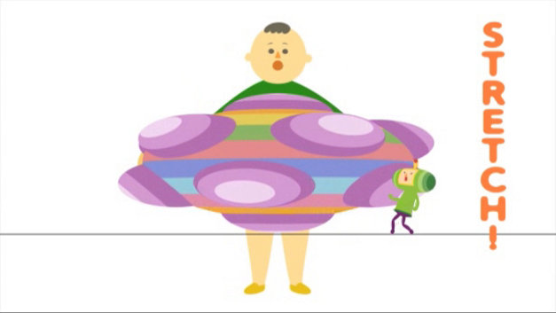 Touch My Katamari Video Screenshot 1