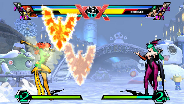 ULTIMATE MARVEL VS. CAPCOM® 3  Screenshot 1