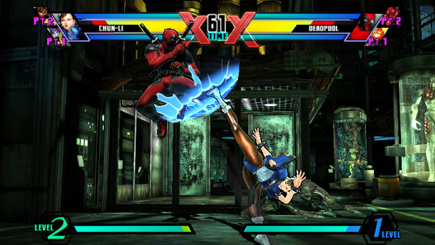 ULTIMATE MARVEL VS. CAPCOM® 3  Screenshot 4