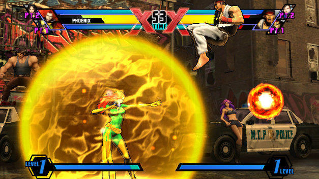 ULTIMATE MARVEL VS. CAPCOM® 3  Screenshot 7
