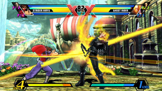 ULTIMATE MARVEL VS. CAPCOM® 3  Screenshot 10