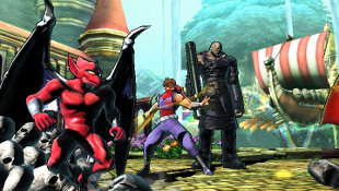 ULTIMATE MARVEL VS. CAPCOM® 3  Screenshot 2