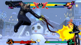 ULTIMATE MARVEL VS. CAPCOM® 3  Screenshot 8