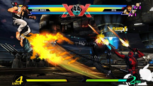 ULTIMATE MARVEL VS. CAPCOM® 3  Screenshot 9