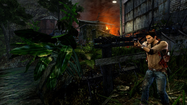 Uncharted: Golden Abyss™ Screenshot 10