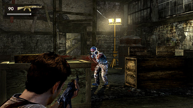 Uncharted: Golden Abyss™ Screenshot 13