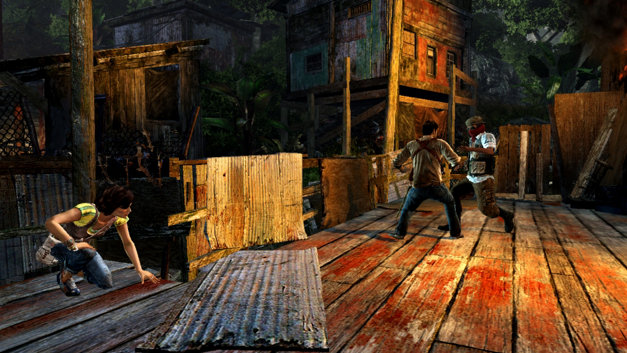 Uncharted: Golden Abyss™ Screenshot 25