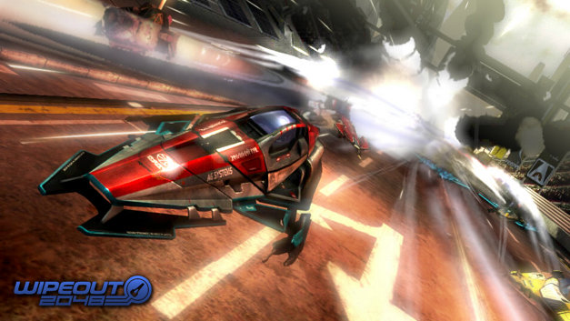 wipEout® 2048 Screenshot 10