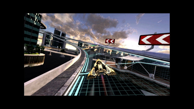 wipEout® 2048 Screenshot 1