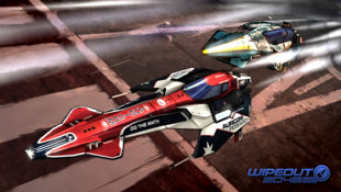 wipEout® 2048 Screenshot 11