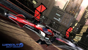 wipEout® 2048 Screenshot 3