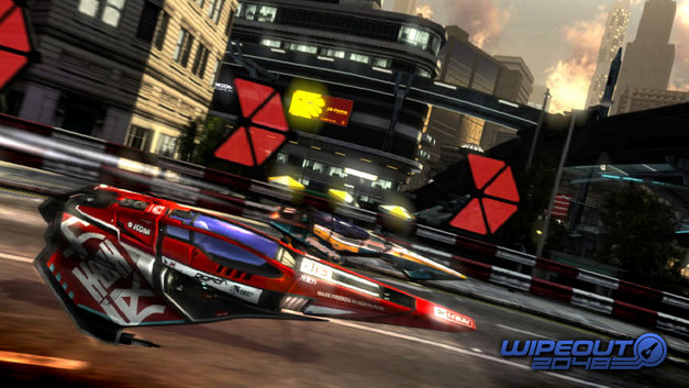 wipEout® 2048 Screenshot 4