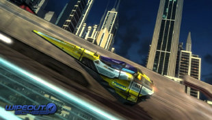wipEout® 2048 Screenshot 14