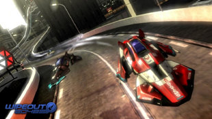 wipEout® 2048 Screenshot 21