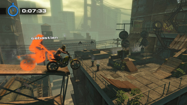Urban Trial Freestyle™ Screenshot 1