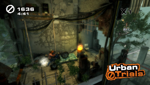 Urban Trial Freestyle™ Screenshot 4