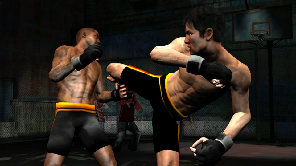 Supremacy MMA: Unrestricted™ Game | PSVITA - PlayStation