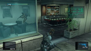 METAL GEAR SOLID HD Collection Screenshot 3
