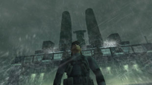 METAL GEAR SOLID HD Collection Screenshot 9