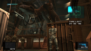 METAL GEAR SOLID HD Collection Screenshot 6