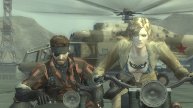 METAL GEAR SOLID HD Collection Screenshot 4