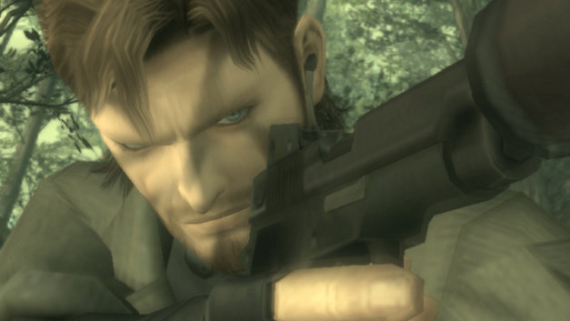 METAL GEAR SOLID HD Collection Screenshot 1