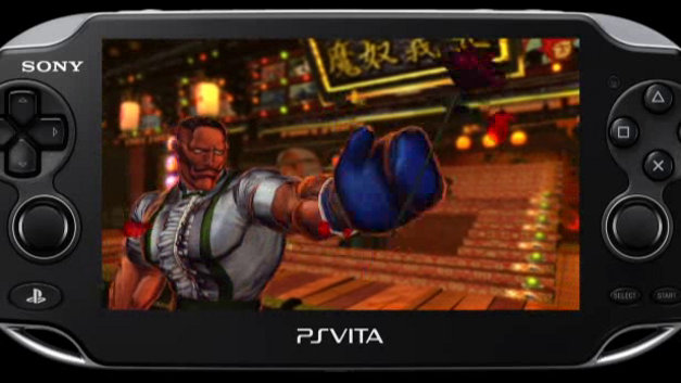 STREET FIGHTER® X TEKKEN® Video Screenshot 1