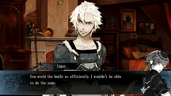 Psychedelica of the Ashen Hawk - Screenshot INDEX