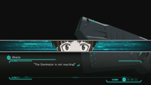 PSYCHO-PASS: Mandatory Happiness Screenshot 3