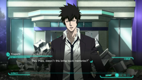 PSYCHO-PASS: Mandatory Happiness Trailer Screenshot