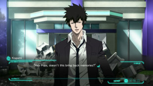PSYCHO-PASS: Mandatory Happiness Screenshot 8