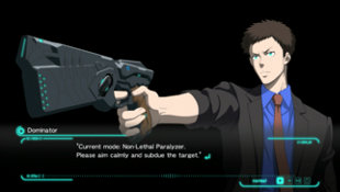 PSYCHO-PASS: Mandatory Happiness Screenshot 6