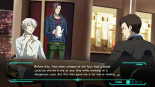 PSYCHO-PASS: Mandatory Happiness Screenshot 9