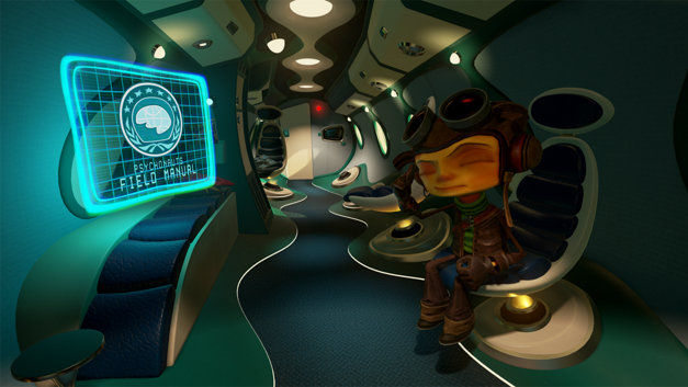 Psychonauts In the Rhombus of Ruin Screenshot 4