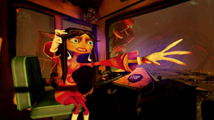 Psychonauts In the Rhombus of Ruin Screenshot 3