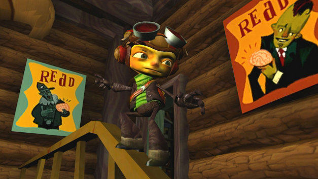 Psychonauts Screenshot 4
