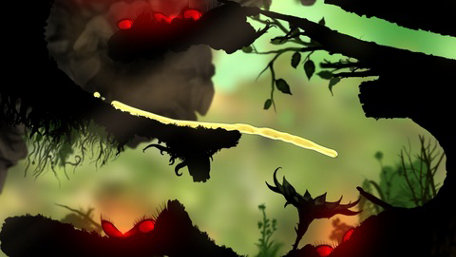 Puddle | PSVita - PlayStation® Trailer Screenshot