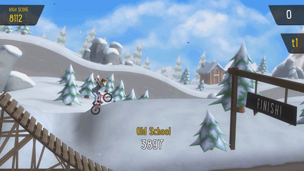Pumped BMX + Screenshot 1
