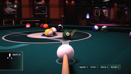 Pure Pool Game Ps4 Playstation