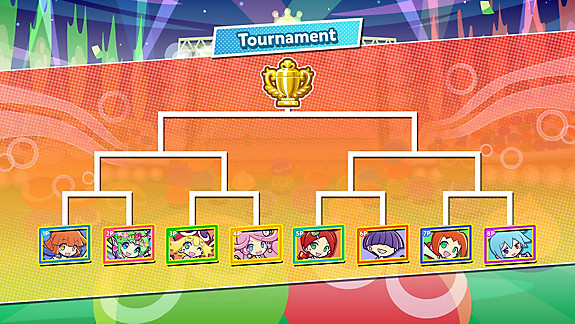 Puyo Puyo Champions - Screenshot INDEX