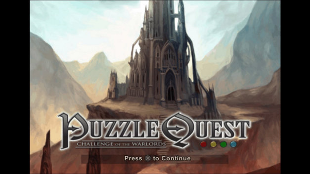 Puzzle Quest: Challenge of the Warlords™ Screenshot 1