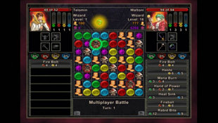 Puzzle Quest: Challenge of the Warlords™ Screenshot 6