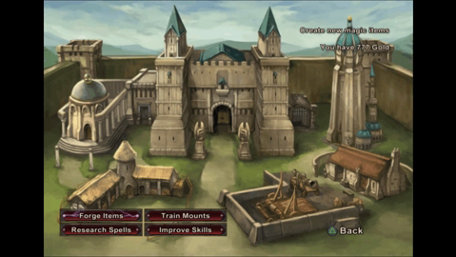 Puzzle Quest: Challenge of the Warlords Trailer Screenshot