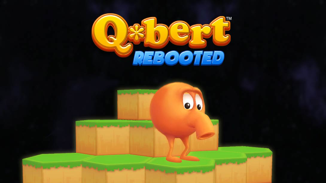 Q*Bert Rebooted Game | PS4 - P...