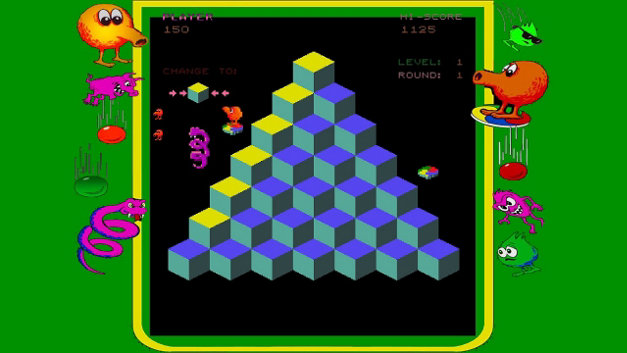 Q*Bert Rebooted Screenshot 10